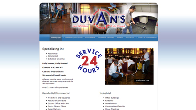 Duvans Cleaning Service